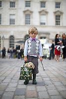 London Fashion Week Street Style September 2014