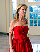 Kerry Kennedy arrives for the Official Dinner in honor of Prime Minister David Cameron of Great Britain and his wife, Samantha, at the White House in Washington, D.C. on Tuesday, March 14, 2012..Credit: Ron Sachs / CNP.(RESTRICTION: NO New York or New Jersey Newspapers or newspapers within a 75 mile radius of New York City)