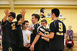 2013 Spring Boys Volleyball: Mountain View High School