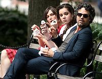 Keira Knightley, Hailee Steinfeld y Mark Ruffalo_VH-1 movie