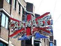 AUG 17 Carnaby Street, London
