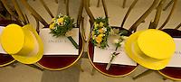Roma 21 Maggio 2015<br /> Celebration Day, l&rsquo;inaugurazione del registro delle unioni civili in Campidoglio. Sono 17 le coppie che si sono presentate per l&rsquo;iscrizione: coppie omosessuali ed eterosessuali che dopo anni di convivenza  festeggiano con lo scambio degli anelli, la cerimonia si &egrave; svolta nella sala della Protomoteca di Palazzo Senatorio.<br /> Rome May 21, 2015<br /> Celebration Day, the opening of the register of civil unions in the Capitol. Are 17 couples that have occurred for registration: homosexual and heterosexual couples who, after years of living together celebrate with the exchange of rings, the ceremony was held in the hall of Protomoteca Palazzo Senatorio.