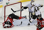 December 30, 2009: Pittsburgh Penguins at New Jersey Devils