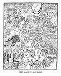 New Mappe of Olde Parke
