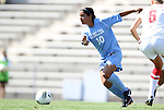 28 August 2011: North Carolina's Ranee Premji (CAN). The University of North Carolina Tar Heels defeated the University of Houston Cougars 6-1 at Fetzer Field in Chapel Hill, North Carolina in an NCAA Women's Soccer game.