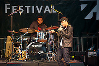 Jos&eacute; James at Robson Square.