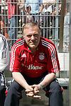 Sandhausen 10.05.2008, Hermann Gerland (Cheftrainer FC Bayern M&uuml;nchen II) in der Regionalliga beim Spiel SV Sandhausen - FC Bayern M&uuml;nchen II<br /> <br /> Foto &copy; Rhein-Neckar-Picture *** Foto ist honorarpflichtig! *** Auf Anfrage in h&ouml;herer Qualit&auml;t/Aufl&ouml;sung. Belegexemplar erbeten.