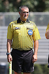 28 August 2016: Assistant Referee Andy Devins. The Duke University Blue Devils hosted the University of North Carolina Asheville Bulldogs at Koskinen Stadium in Durham, North Carolina in a 2016 NCAA Division I Men's Soccer match. Duke won the game 5-1.