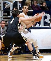 CAL Men's Basketball vs Colorado - January 12th, 2012