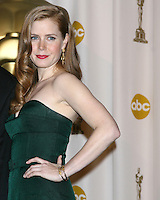 Amy Adams.80th Academy Awards.Kodak Theater.Los Angeles, CA.February 24, 2008.©2008 Kathy Hutchins / Hutchins Photo....