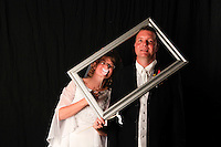 Wiley Wedding Photo Booth