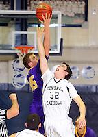 Guerin Boys Varsity Basketball vs. Central Catholic 2-7-13