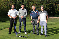Team Quartz Legal - from left Ewan Henderson, Ken Kirk and Paul Wreaves