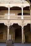Public Library, University of Salamanca, Castile and Leon, Spain