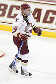Paul Carey (BC - 22) - The Boston College Eagles defeated the visiting University of Maine Black Bears 4-0 on Friday, November 19, 2010, at Conte Forum in Chestnut Hill, Massachusetts.
