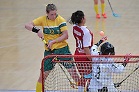 20170204 World Floorball Championships Qualification for Asia Oceania Region - Australia v Singapore