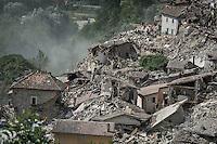 Terremoto: Pescara Del Tronto (AP)