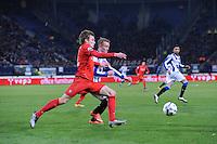 VOETBAL: HEERENVEEN: 06-02-16, Abe Lenstra Stadion, SC Heerenveen - FC Twente, uitslag 1-3, Sam Larson, ©foto Martin de Jong