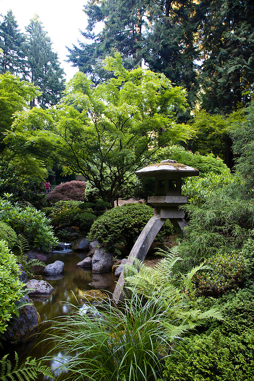 The 5.5 acre Portland Japanese Garden is located in Southwest Portland's Washington Park and consists of five distinct garden styles.  Through the careful use of plants, stones and water, areas of serene and quiet beauty emerge.
