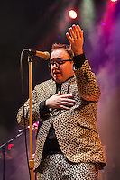 LAS VEGAS, NV - September 17, 2016: ***HOUSE COVERAGE*** St, Paul and The Broken Bones at Brooklyn Bowl in Las vegas, NV on September 17, 2016. Credit: Erik Kabik Photography/ MediaPunch