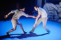 "Choreographer, Hubert Essakow, presents the third work in his elements trilogy, ""Terra"" at The Print Room, in The Coronet in Notting Hill. Picture shows: Luke Crook, Benjamin Warbis"
