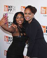 "NEW YORK, NY-September 30:Naturi Naughton, Ava DuVernay at 54th New York Film Festival - Opening Night Gala Presentation And ""13th"" World Premiere at Alice Tully Hall at Lincoln Center in New York. September 30, 2016. Credit:RW/MediaPunch"