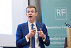 Resolution Foundation meeting - <br /> &quot;A Broken Heart? The living standards challenge facing the West Midlands Metropolitan mayor...<br /> <br /> As the West Midlands Metro area looks forward to its first ever Metro mayoral election next May, the region&rsquo;s economic performance is in the spotlight.<br /> at Birmingham Library, Birmingham, Great Britain <br /> 12th December <br /> <br /> Andy Street, Managing Director of John Lewis and Conservative candidate for West Midlands Mayor<br /> <br /> Photograph by Elliott Franks <br /> Image licensed to Elliott Franks Photography Services