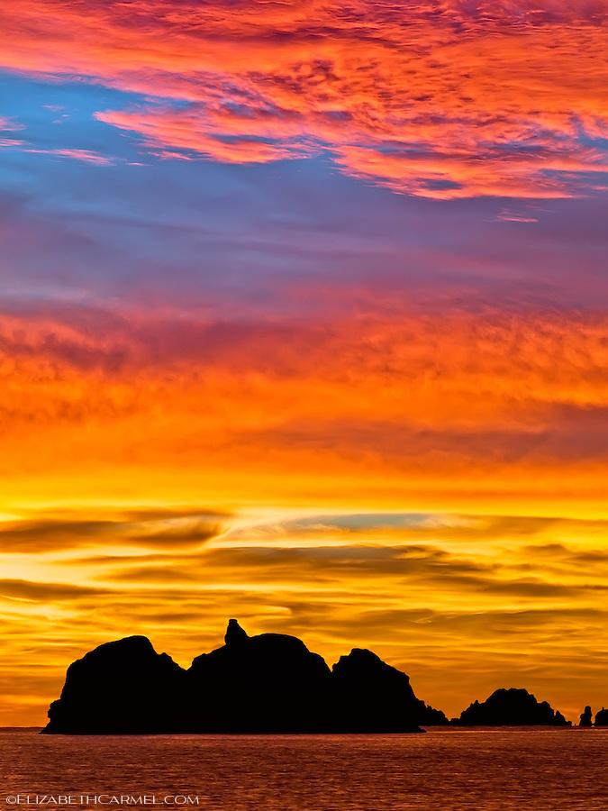 Sunrise, Sea of Cortes