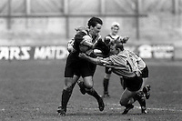 Pix:Michael Steele/SWpix...Wakefield Panthers v Redhill, Cu Final. Rugby League. From the book 'When Push Comes to Shove'....COPYRIGHT PICTURE>>SIMON WILKINSON..Wakefield Panthers v Redhill in the CupFinal.
