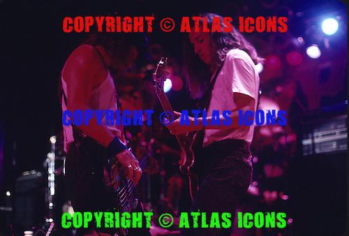 PEARL JAM: Live, In New York City, On November 11- 15 , 1991.Photo Credit: Eddie Malluk/Atlas Icons.com