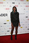 Olympic Games Rio 2016 Track and Field Silver Medal Winner Nia Ali Attends Kia STYLE360 Hosts Official Serena Williams Signature Statement Collection by HSN After-Party Held at <br />