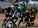 Lane County Concussion vs Portland Men's Roller Derby