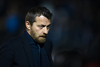 Fulham manager Slavisa Jokanovic <br /> <br /> Photographer /Ashley WesternCameraSport<br /> <br /> The EFL Sky Bet Championship - Fulham v Blackburn Rovers - Tuesday 14th March 2017 - Craven Cottage - London<br /> <br /> World Copyright &copy; 2017 CameraSport. All rights reserved. 43 Linden Ave. Countesthorpe. Leicester. England. LE8 5PG - Tel: +44 (0) 116 277 4147 - admin@camerasport.com - www.camerasport.com