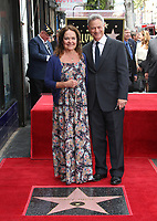 HOLLYWOOD, CA - April 17: Gary Sinise, Moira Sinise, At Gary Sinise Honored With Star On The Hollywood Walk Of Fame At The Hollywood Walk Of Fame  In California on April 17, 2017. <br /> CAP/MPI/FS<br /> &copy;FS/MPI/Capital Pictures