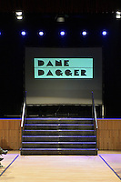 Dane Dagger by Dane Dagger, New Zealand Eco Fashion Exposed Buyers &amp; Media Showcase at Notre Dame Performing Arts Centre, Lower Hutt, New Zealand on Thursday 24 July 2014. <br /> Photo by Masanori Udagawa. <br /> www.photowellington.photoshelter.com.
