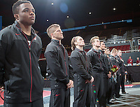 Stanford Wrestling, PAC-12 Championships, February 26, 2017