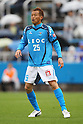 Yoshihito Fujita (Yokohama FC), April 23rd, 2011 - Football : 2011 J.LEAGUE Division 2, 8th Sec match between Yokohama FC 1-3 Sagan Tosu at NHK Spring Mitsuzawa Football Stadium, Kanagawa, Japan. (Photo by Daiju Kitamura/AFLO SPORT) [1045]