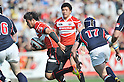 Ayumu Goroumaru (JPN),.MAY 19, 2012 - Rugby : HSBC Asian Five Nations 2012 match between Japan 67-0 Hong Kong at Chichibunomiya Rugby Stadium, Tokyo, Japan. (Photo by Jun Tsukida/AFLO SPORT) [0003].