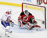 January 22, 2010: Montreal Canadiens at New Jersey Devils