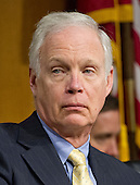 United States Senator Ron Johnson (Republican of Wisconsin), a member of the US Senate Committee on Foreign Relations, at the hearing considering the nomination of Rex Wayne Tillerson, former chairman and chief executive officer of ExxonMobil to be Secretary of State of the US on Capitol Hill in Washington, DC on Wednesday, January 11, 2017.<br /> Credit: Ron Sachs / CNP