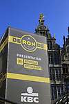 Sign on before the 101st edition of the Tour of Flanders 2017 running 261km from Antwerp to Oudenaarde, Flanders, Belgium. 26th March 2017.<br /> Picture: Eoin Clarke | Cyclefile<br /> <br /> <br /> All photos usage must carry mandatory copyright credit (&copy; Cyclefile | Eoin Clarke)