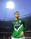 Fussball Bundesliga 2010/2011: SV Werder Bremen- Borussia Moenchengladbach