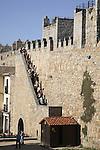 City Walls, Avila, Spain