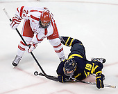 111111-Merrimack College Warriors at Boston University Terriers (m)