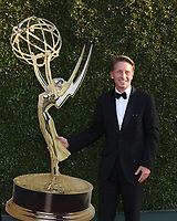 LOS ANGELES - APR 28:  Brad Bell at the 2017 Creative Daytime Emmy Awards at the Pasadena Civic Auditorium on April 28, 2017 in Pasadena, CA