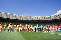 Brazil vs Chile, June 28, 2014