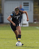 College of St Rose vs Stonehill College, October 25, 2014