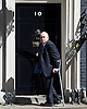 Cabinet Meeting arrivals in Downing Street London Great Britain<br /> 12th May 2015 <br /> <br /> Arrivals of the new government ministers at the first cabinet of the new Conservative government. <br /> Robert Halfon <br /> Dep Chairman <br /> <br /> <br /> Photograph by Elliott Franks <br /> Image licensed to Elliott Franks Photography Services