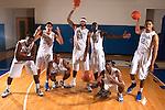 Men's Basketball Media Day 2014