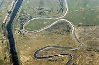Deutschland, Schleswig- Holstein, Strecknitz, Fluss, Bach Wasser Natur, natuerlich, ehemalige Grenze, mäandern